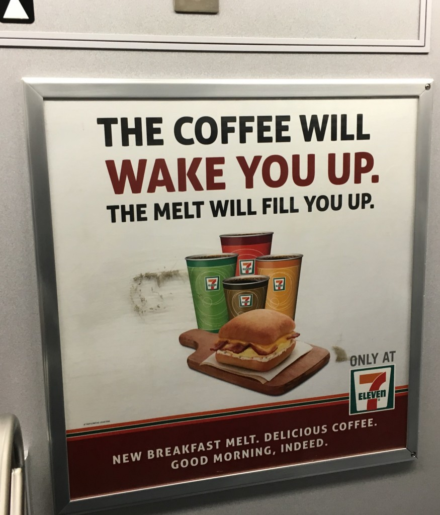 7Eleven Subway Add